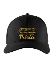 Tricia - Im awesome Embroidered Hat front