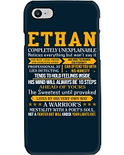 Ethan - Completely Unexplainable Phone Case thumbnail