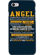 Angel - Completely Unexplainable Phone Case thumbnail
