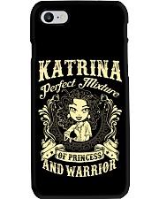 PRINCESS AND WARRIOR - KATRINA Phone Case thumbnail