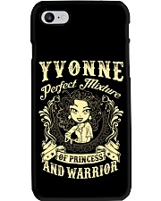 PRINCESS AND WARRIOR - YVONNE Phone Case thumbnail
