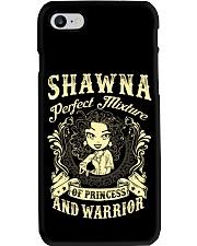 PRINCESS AND WARRIOR - SHAWNA Phone Case thumbnail