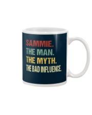 Sammie The man The myth The bad influence Mug thumbnail