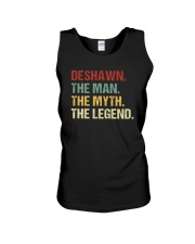 THE LEGEND - Deshawn Unisex Tank thumbnail
