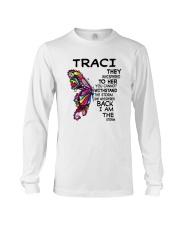 Traci - Im the storm VERS Long Sleeve Tee tile