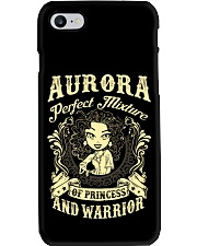 PRINCESS AND WARRIOR - AURORA Phone Case tile