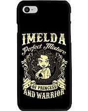PRINCESS AND WARRIOR - Imelda Phone Case thumbnail