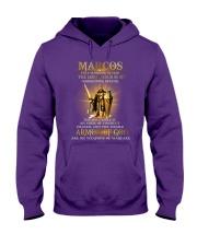 Marcos - Warrior of God M004 Hooded Sweatshirt thumbnail