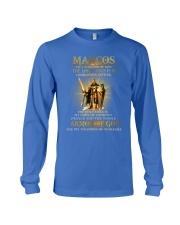 Marcos - Warrior of God M004 Long Sleeve Tee thumbnail