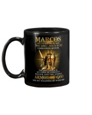 Marcos - Warrior of God M004 Mug back
