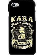 PRINCESS AND WARRIOR - KARA Phone Case thumbnail