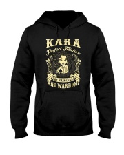 PRINCESS AND WARRIOR - KARA Hooded Sweatshirt thumbnail