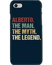 THE LEGEND - Alberto Phone Case thumbnail