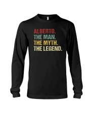 THE LEGEND - Alberto Long Sleeve Tee thumbnail