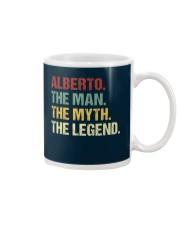 THE LEGEND - Alberto Mug thumbnail