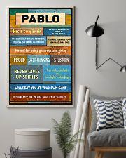 Pablo - PT01 24x36 Poster lifestyle-poster-1