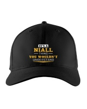 NIALL - THING YOU WOULDNT UNDERSTAND Embroidered Hat front