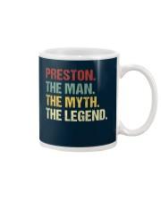 THE LEGEND - Preston Mug thumbnail