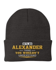 Alexander - Thing You Wouldnt Understand Knit Beanie thumbnail