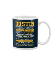 Dustin - Completely Unexplainable Mug thumbnail