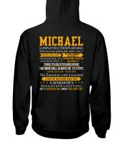 Michael - Completely Unexplainable Hooded Sweatshirt thumbnail