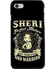 PRINCESS AND WARRIOR - SHERI Phone Case thumbnail