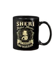 PRINCESS AND WARRIOR - SHERI Mug thumbnail