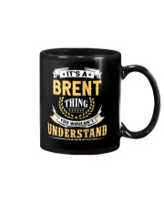 Brent - thing you wouldnt understand M002 Mug front