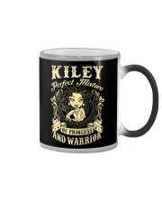 PRINCESS AND WARRIOR - Kiley Color Changing Mug thumbnail