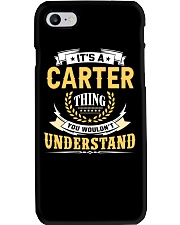 Carter - thing you wouldnt understand M002 Phone Case thumbnail