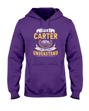 Carter - thing you wouldnt understand M002 Hooded Sweatshirt thumbnail