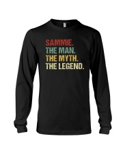 THE LEGEND - Sammie Long Sleeve Tee thumbnail