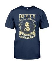 PRINCESS AND WARRIOR - Betty Classic T-Shirt thumbnail