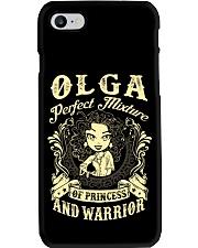 PRINCESS AND WARRIOR - OLGA Phone Case thumbnail