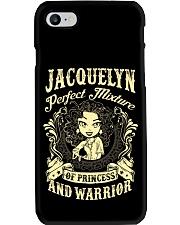 PRINCESS AND WARRIOR - Jacquelyn Phone Case thumbnail