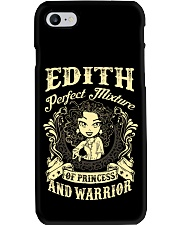 PRINCESS AND WARRIOR - Edith Phone Case tile
