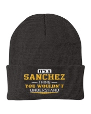 SANCHEZ - Thing You Wouldnt Understand Knit Beanie thumbnail