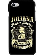 PRINCESS AND WARRIOR - JULIANA Phone Case thumbnail