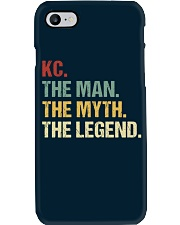 THE LEGEND - Kc Phone Case thumbnail