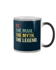 THE LEGEND - Kc Color Changing Mug thumbnail