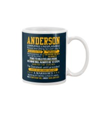 Anderson - Completely Unexplainable Mug tile