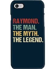 THE LEGEND - Raymond Phone Case thumbnail