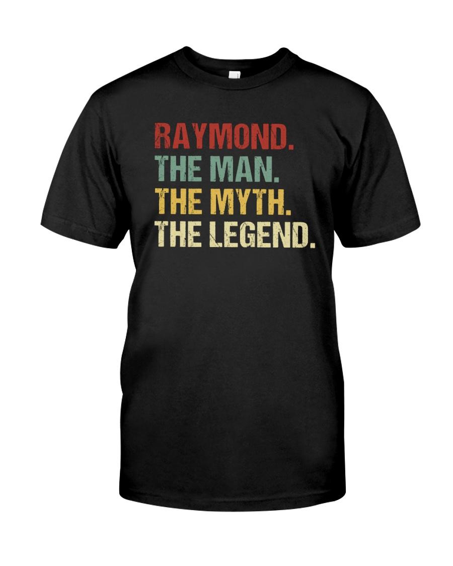 THE LEGEND - Raymond Classic T-Shirt