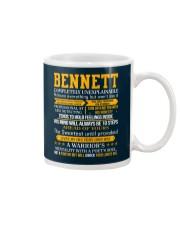 Bennett - Completely Unexplainable Mug thumbnail
