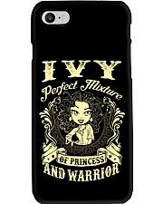 PRINCESS AND WARRIOR - Ivy Phone Case thumbnail