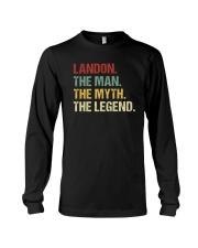 THE LEGEND - Landon Long Sleeve Tee thumbnail