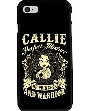 PRINCESS AND WARRIOR - Callie Phone Case thumbnail