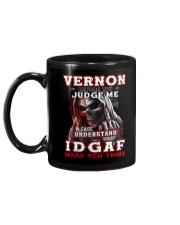 Vernon - IDGAF WHAT YOU THINK M003 Mug back