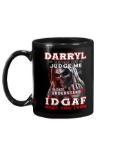 Darryl - IDGAF WHAT YOU THINK M003 Mug back