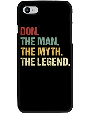 THE LEGEND - Don Phone Case thumbnail